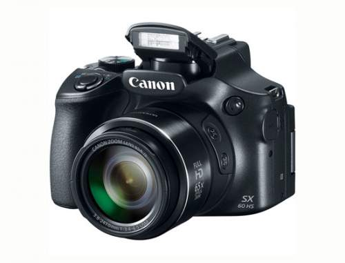Canon SX60 Camera